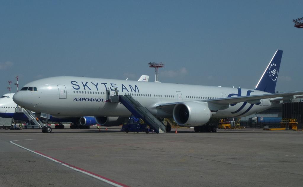 В Аэрофлот Бонусе появилась возможность онлайн-заявки на зачисление миль за полеты альянсом SkyTeam