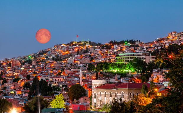 Другая Турция — Измир