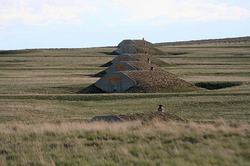 Частные бункеры «судного дня» в Южной Дакоте