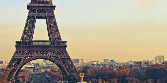 Любимые башни туристов