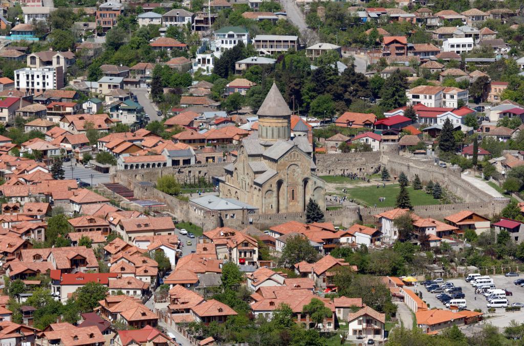 Топ-10 достопримечательностей Грузии