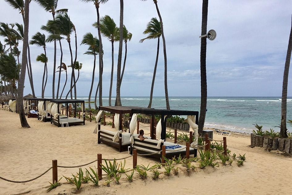 Райские острова «разбушевались»