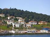 Остров Хейбелиада недалеко от Стамбула, Турция