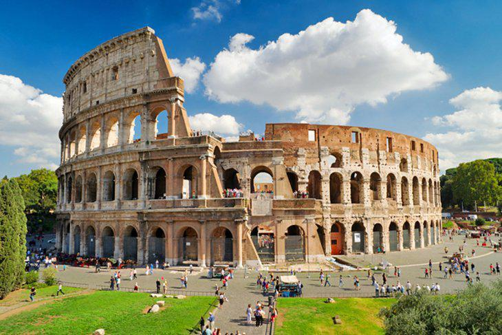 Сколько столиц было у Италии?