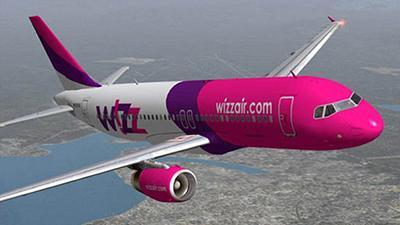 Wizz Air сократил время бесплатной регистрации для обратных рейсов