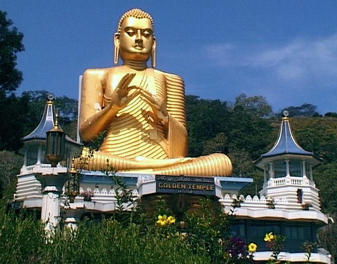 Остров, на котором приятно Будде