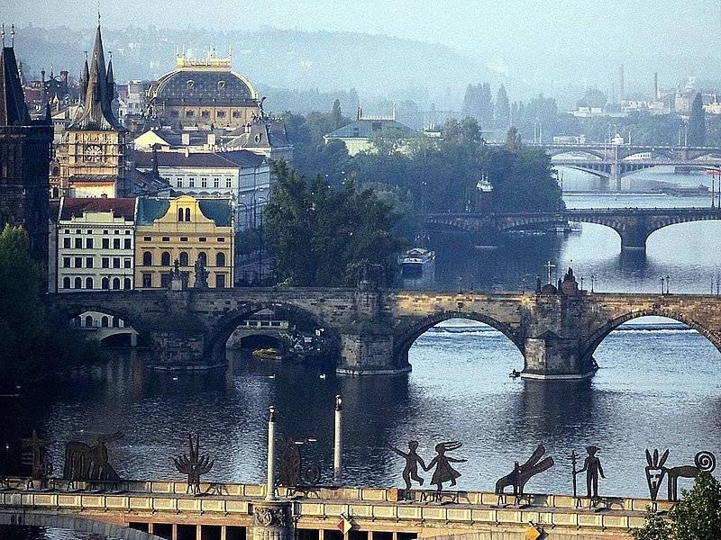 Как обманывают туристов в Праге