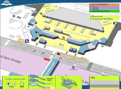 Аэропорт Турина будет работать с перебоями