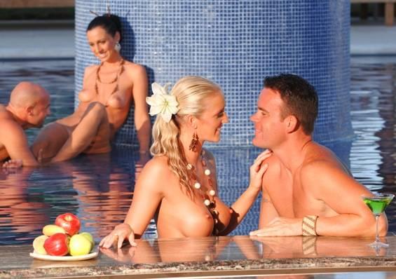Секс курорты италии