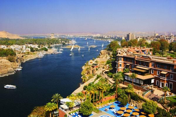 Запрет на регулярные полеты из России в Каир снят