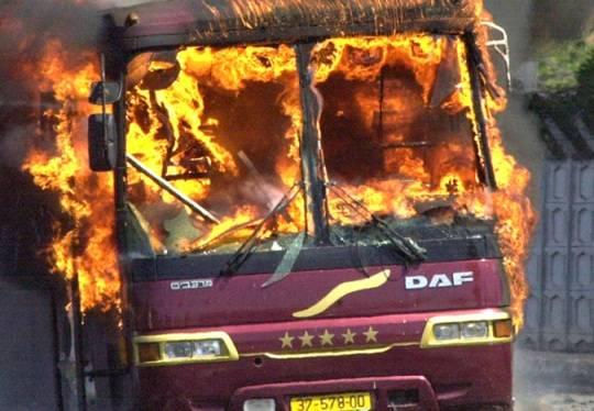 В Скандинавии попали в аварию два автобуса с туристами