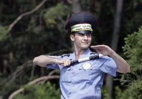 Москвич сбил полицейского в Черногории