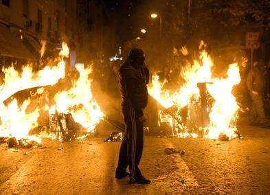 На греческом Родосе взорвали бомбу
