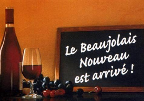 Франция отмечает праздник «Божоле»