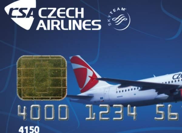 Номос-Банк и Чешские авиалинии запускают общую карту