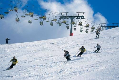 Четыре горнолыжных курорта построят в Казахстане до конца десятилетия