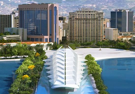 В Бразилии строят «Музей будущего»