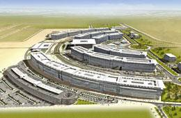 Самый большой аэропорт в мире продолжает увеличиваться