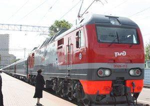 В новогодние праздники введено более 400 дополнительных поездов