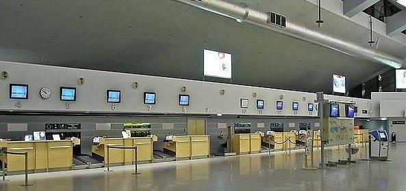 Полтысячи пассажиров эвакуировали в аэропорту Владивостока