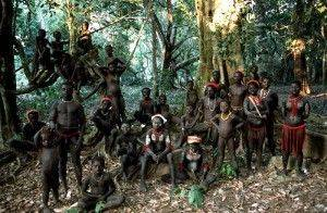 Секс с женщинами племени джарава