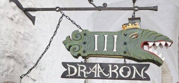 В Таллинской Ратуше поселился «Третий дракон»