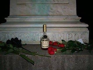 Исчез тайный посетитель могилы Эдгара По