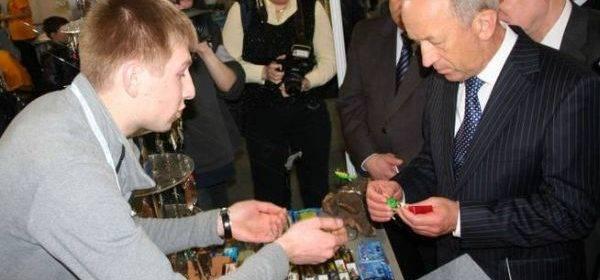 В Ижевске состоялось торжественное открытие выставок «Туризм. Спорт. Отдых» и «Медицина и здоровье»