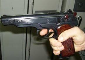В Крыму постояльца отеля пугали пистолетом