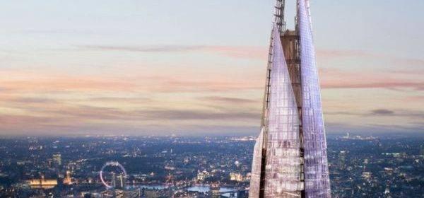 Европа получила новый небоскреб-рекордсмен