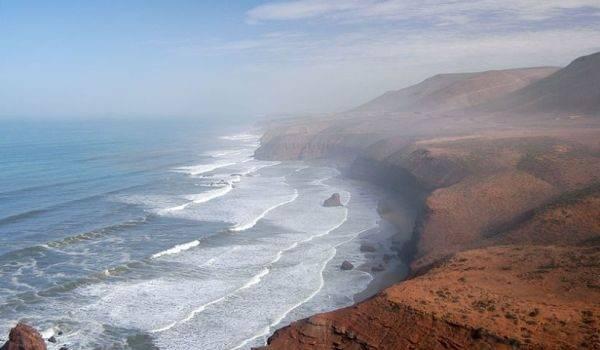 Марокко. Море в кадре