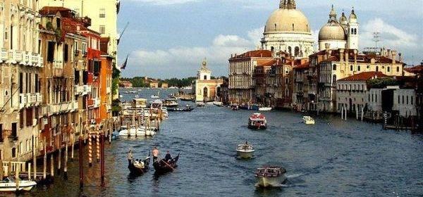 Венеция может покинуть Италию
