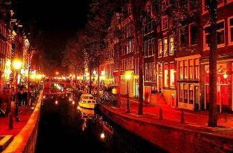 Секс-услуги в Амстердаме предоставляются по-новому
