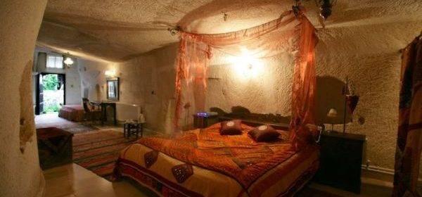 Подземные гостиницы. Так вы еще не отдыхали!