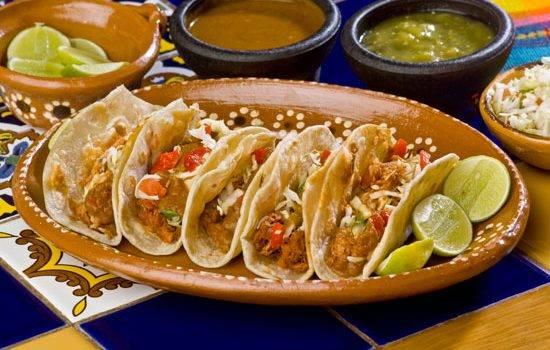 Блюда в мексиканской лепешке рецепты