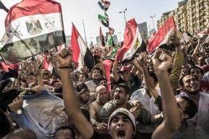 В Египте возобновились столкновения между студентами-исламистами и полицией