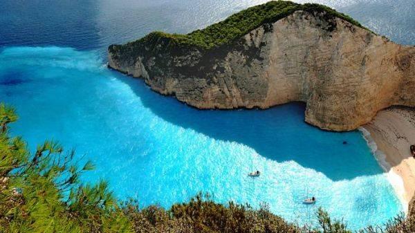 Остров Закинф – греческий рай, достойный пера Гомера