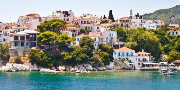 Изумрудный остров Скиатос – гордость Эгейского моря