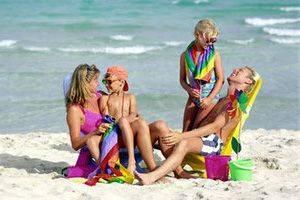 Испания: детский восторг и родительское счастье