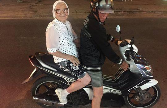 Похождения сибирячки бабы Лены вдохновляют на путешествия