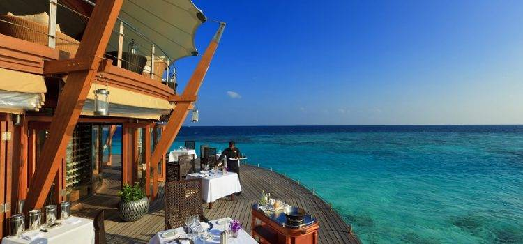 ВИП — уединенность в отеле Baros Maldives