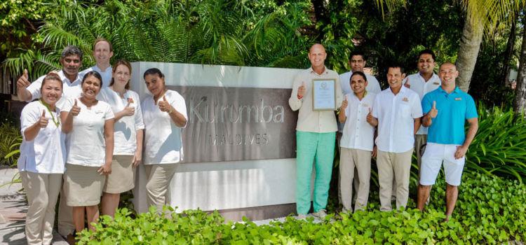 Kurumba признан лучшим курортом на Мальдивах, работающим по системе «все включено»