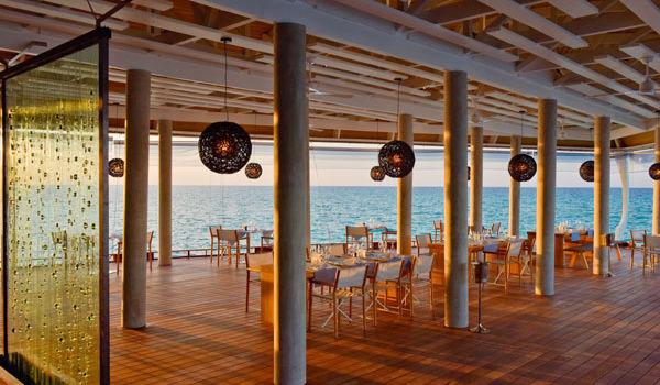 Новое меню в  Kuramathi Island Resort