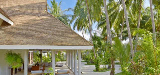 Kuramathi Island Resort открыл лаунж Thundi