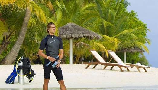 Снорклинг и дайвинг в Kurumba Maldives