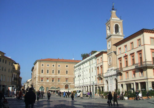 Где поесть в Римини