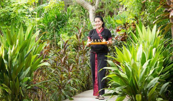 Спа-ритуал для двоих в Kuramathi Island Resort