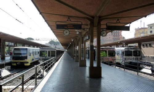Вокзалы Рима