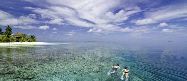 Подводный мир KandolhuIsland