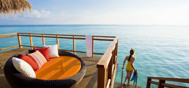 Что дарит гостям Velassaru Maldives